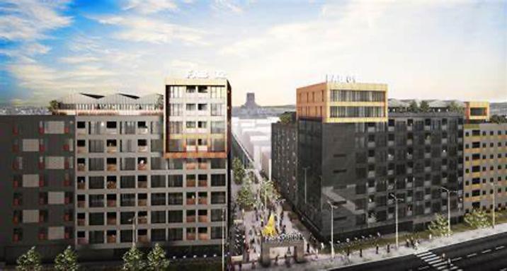 Fabric District Residence – Devon Street £2m