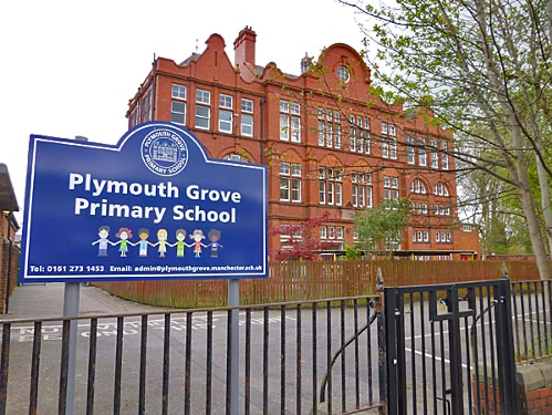 ISG  Plymouth Grove Primary School